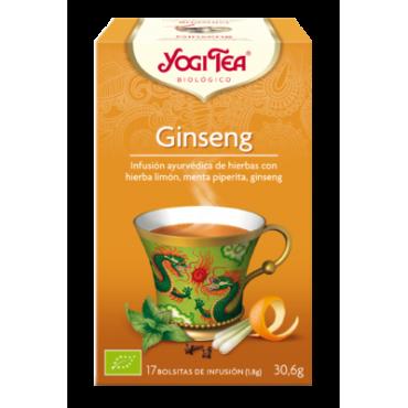 Ginseng - Yogi Tea - tienda vegana online - tienda vegana online