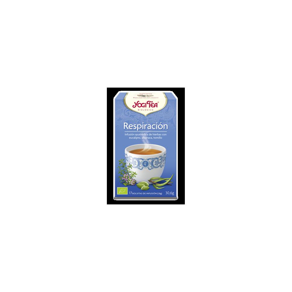 Respiración - Yogi Tea - tienda vegana online