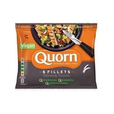 Filetes - Quorn - tienda vegana online