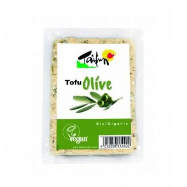 Tofu con Olivas - Taifun - tienda vegana online