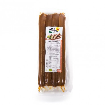 Salchichas Tofu Vienesas - Taifun - tienda vegana online