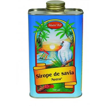 Sirope de Savia 500 ml. - Madal Bal - tienda vegana online