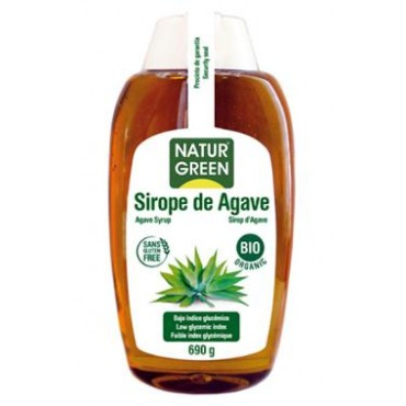 Sirope de Agave - Natur Green