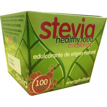 Stevia 100 sobres - Energy Fruits