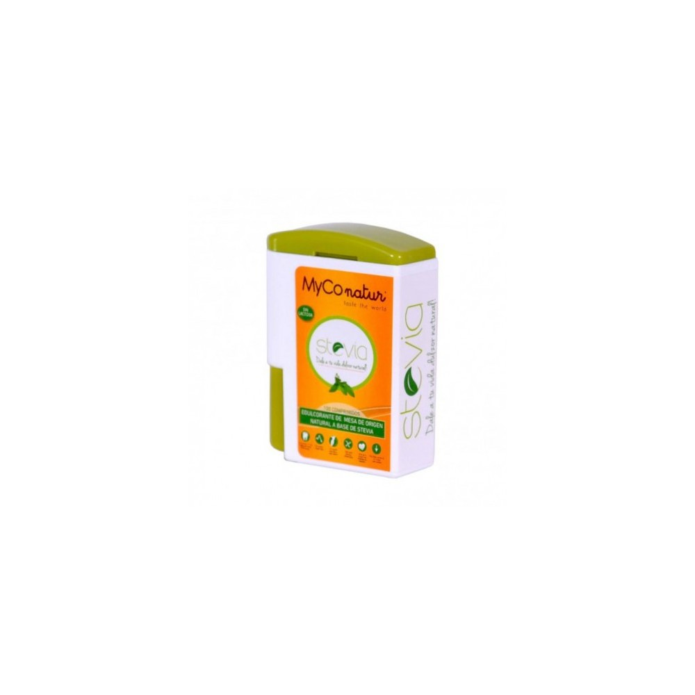 Stevia 100 comprimidos - MyCo Natur - tienda vegana online