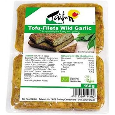 Filetes de Tofu Ajo Silvestre - Taifun- tienda vegana online