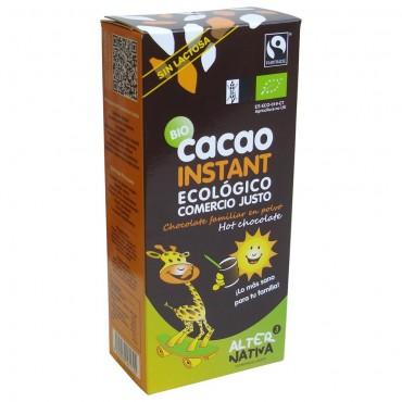 Cacao instantáneo con azúcar de caña 250 g. - Alternativa 3 - tienda vegana online