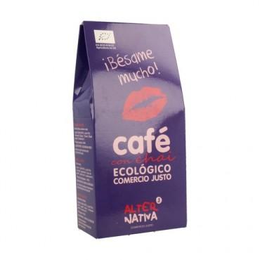 Café molido con Chai 125 g. - Alternativa 3 - tienda vegana online