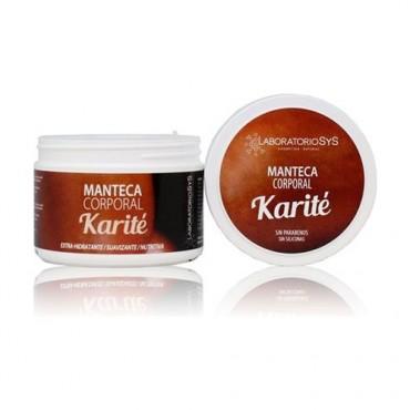 Manteca Corporal de Karité - Laboratorios SyS - tienda vegana online