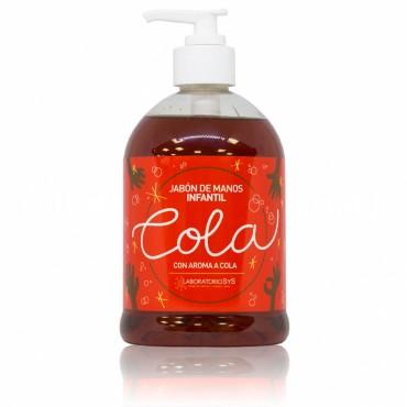 Jabón de Manos Bubujitas Cola - Laboratorios SyS - tienda vegana online