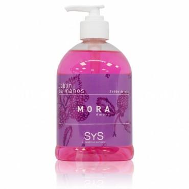 Jabón de Manos de Mora - Laboratorios SyS - tienda vegana online