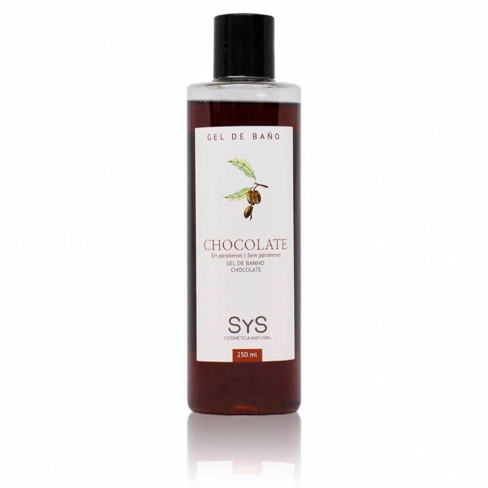 Gel de Baño de Chocolate - Laboratorios SyS - tienda vegana online