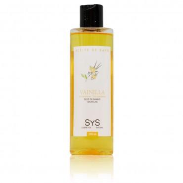 Gel de Baño de Vainilla - Laboratorios SyS - tienda vegana online
