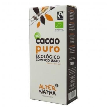 Cacao puro desgrasado - Alternativa 3  - tienda vegana online