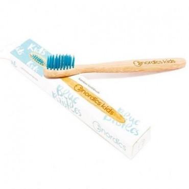 Cepillo Dental Infantil Azul - Nordics - tienda vegana online