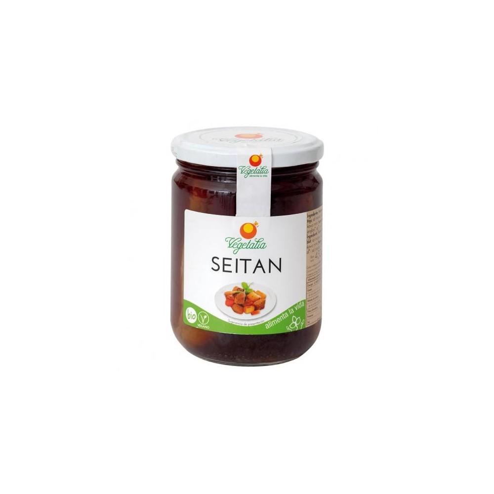 Seitan Estéril 250 g. - Vegetalia - tienda vegana online