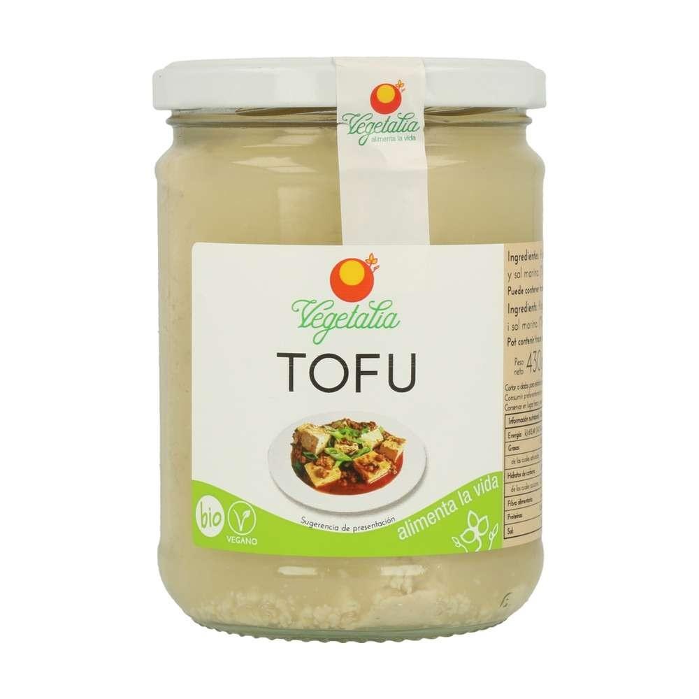 Tofu Estéril 250 g. Vegetalia - tienda vegana online