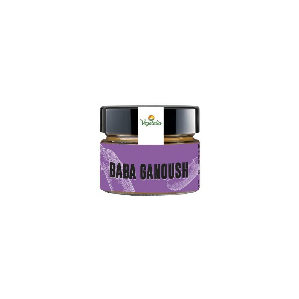Paté Baba Ganoush Vegetalia - tienda vegana online