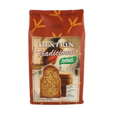 Pan Dextrín tradicional 300 g. - Santiveri- tienda vegana online