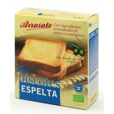Biscotes de Espelta 270 g- Arrasate - tienda vegana onlie
