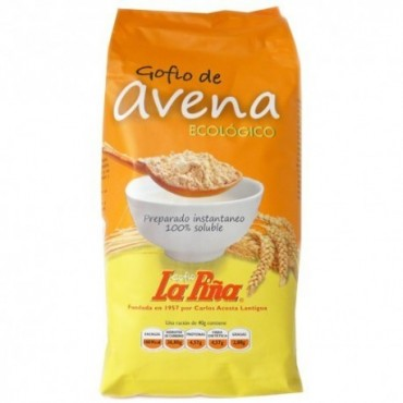 Gofio de Avena 450 g. - La Piña