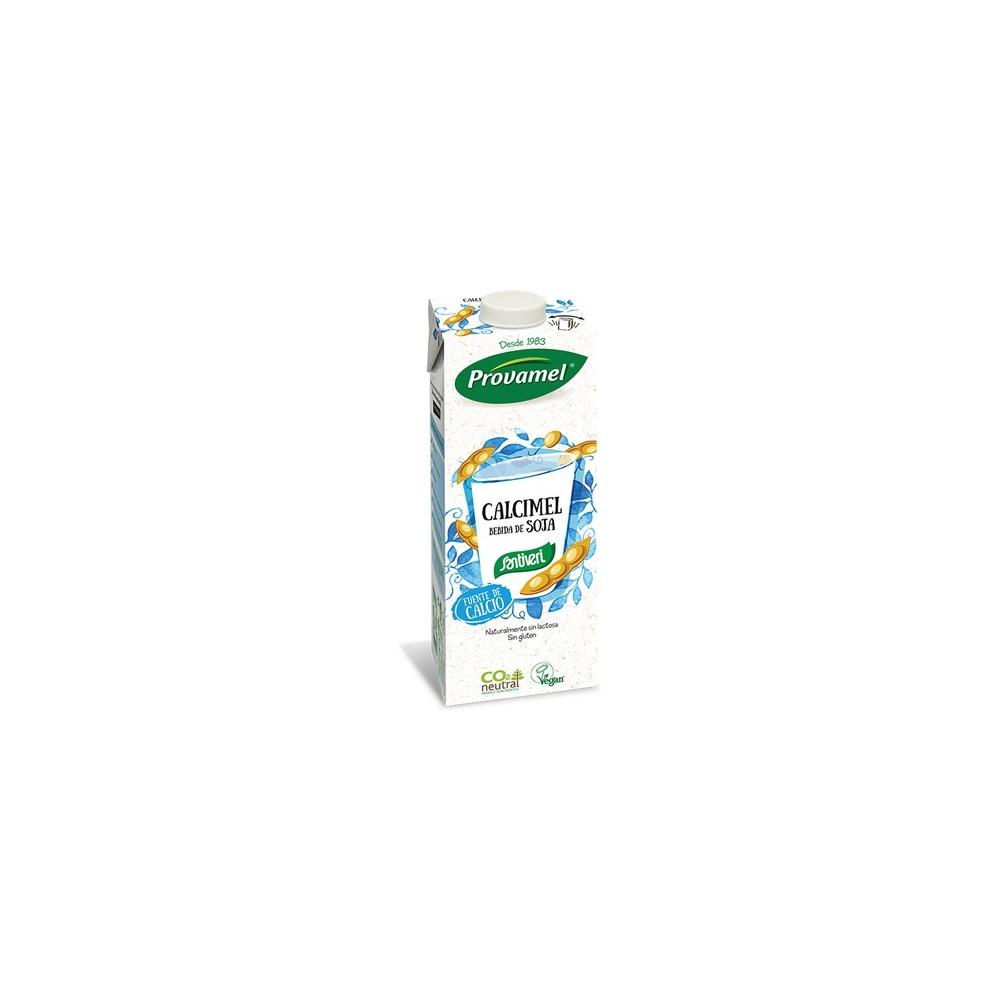 Bebida Soja Calcimel 1 L. - Provamel - tienda vegana online