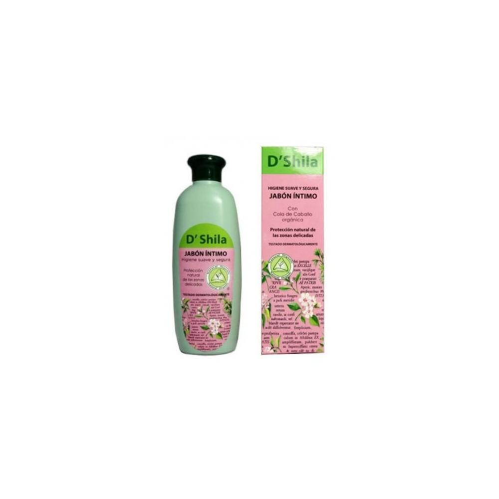 Jabón Íntimo 250 ml. - D'Shila - tienda vegana online