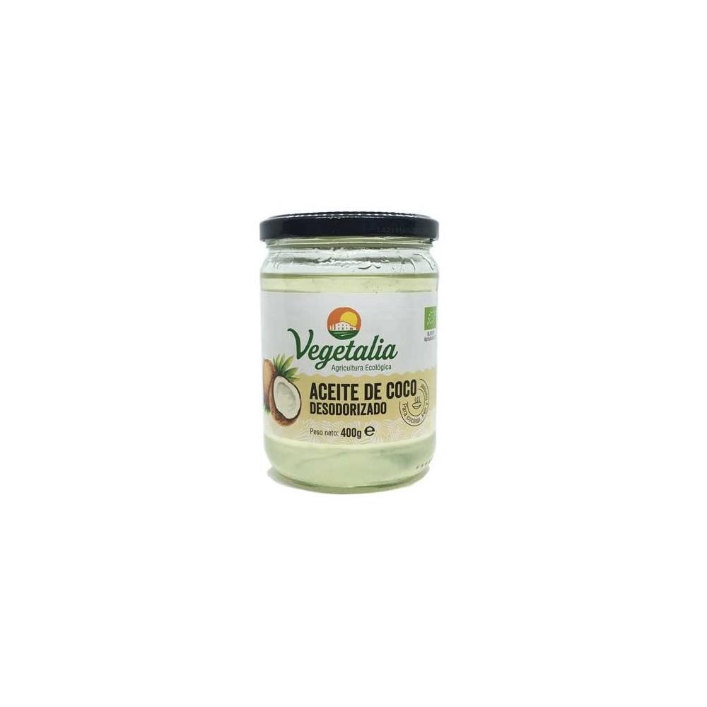 Aceite de Coco Desodorizado - Vegetalia -tienda vegana online