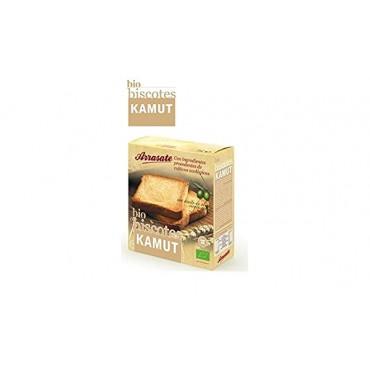 Biscotes de Kamut 270 g- Arrasate - tienda vegana online