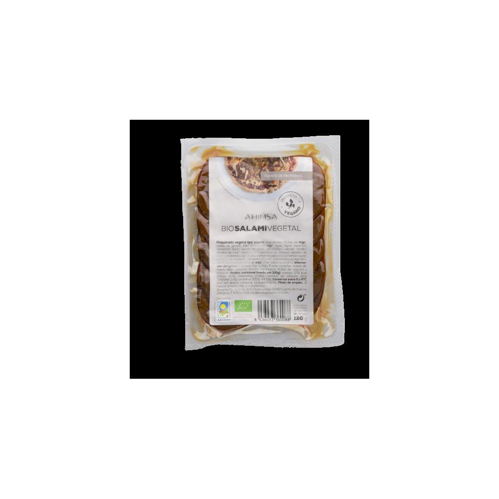 Salami en lonchas - Ahimsa - tienda vegana online
