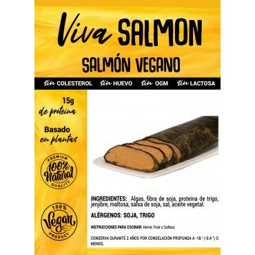 Salmón Vegano - Viva Planta