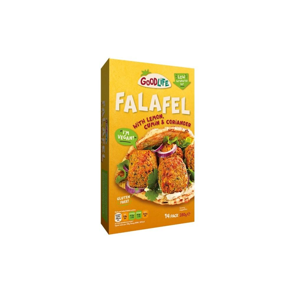Falafel - GoodLife - tienda vegana online