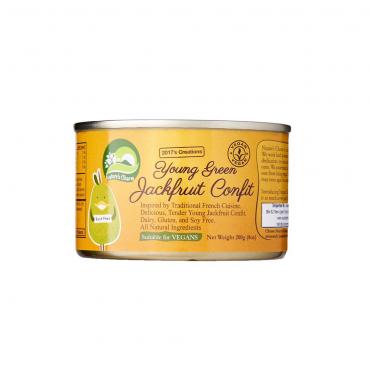 Jackfruit confit 200 g - Nature's Charm - tienda vegana online