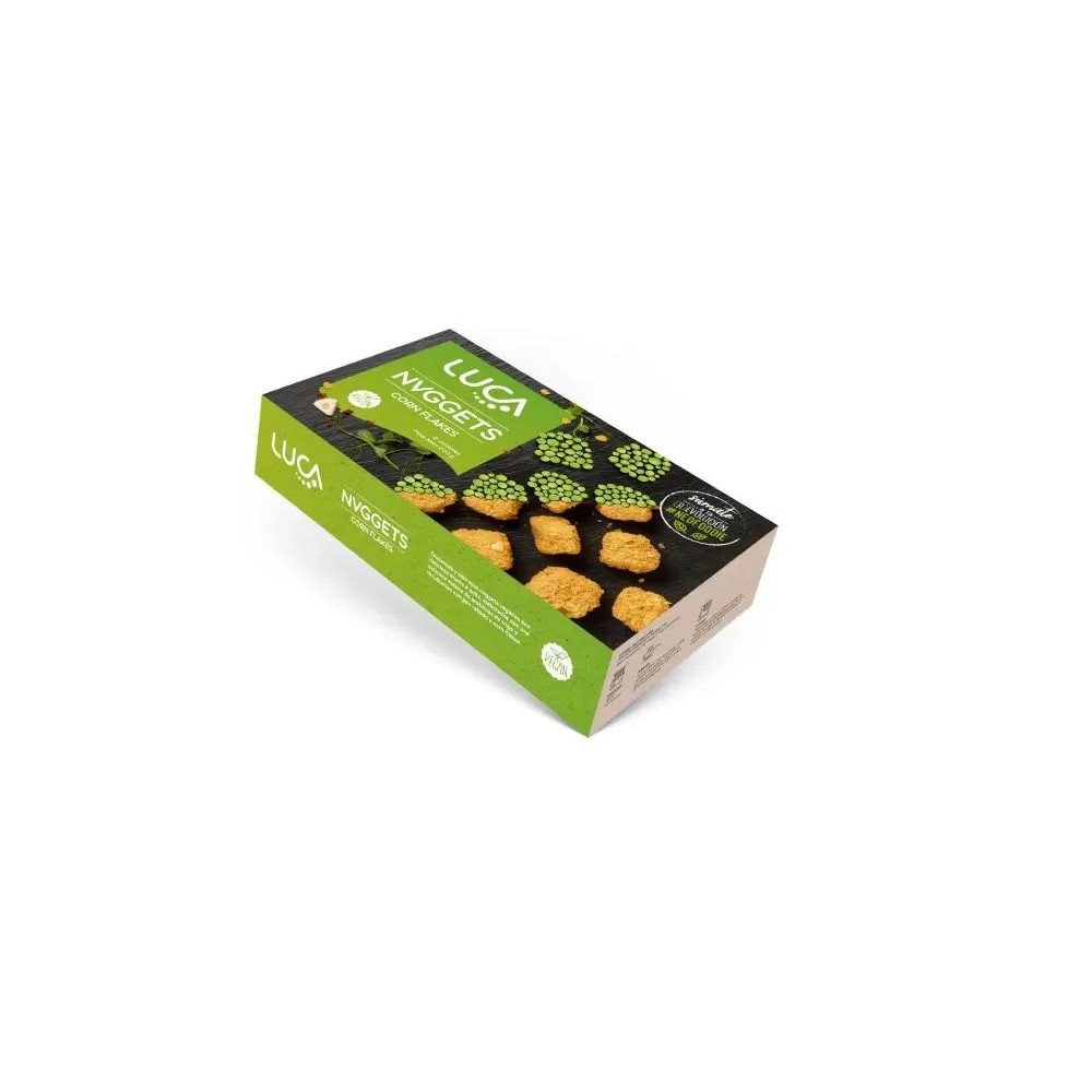 Nuggets Corn Flakes - Luca Foods - tienda vegana online