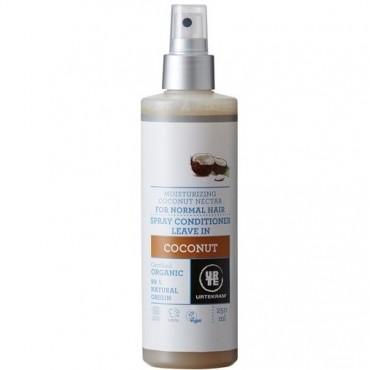 Spray acondicionador de Coco - Urtekram - tienda vegana online