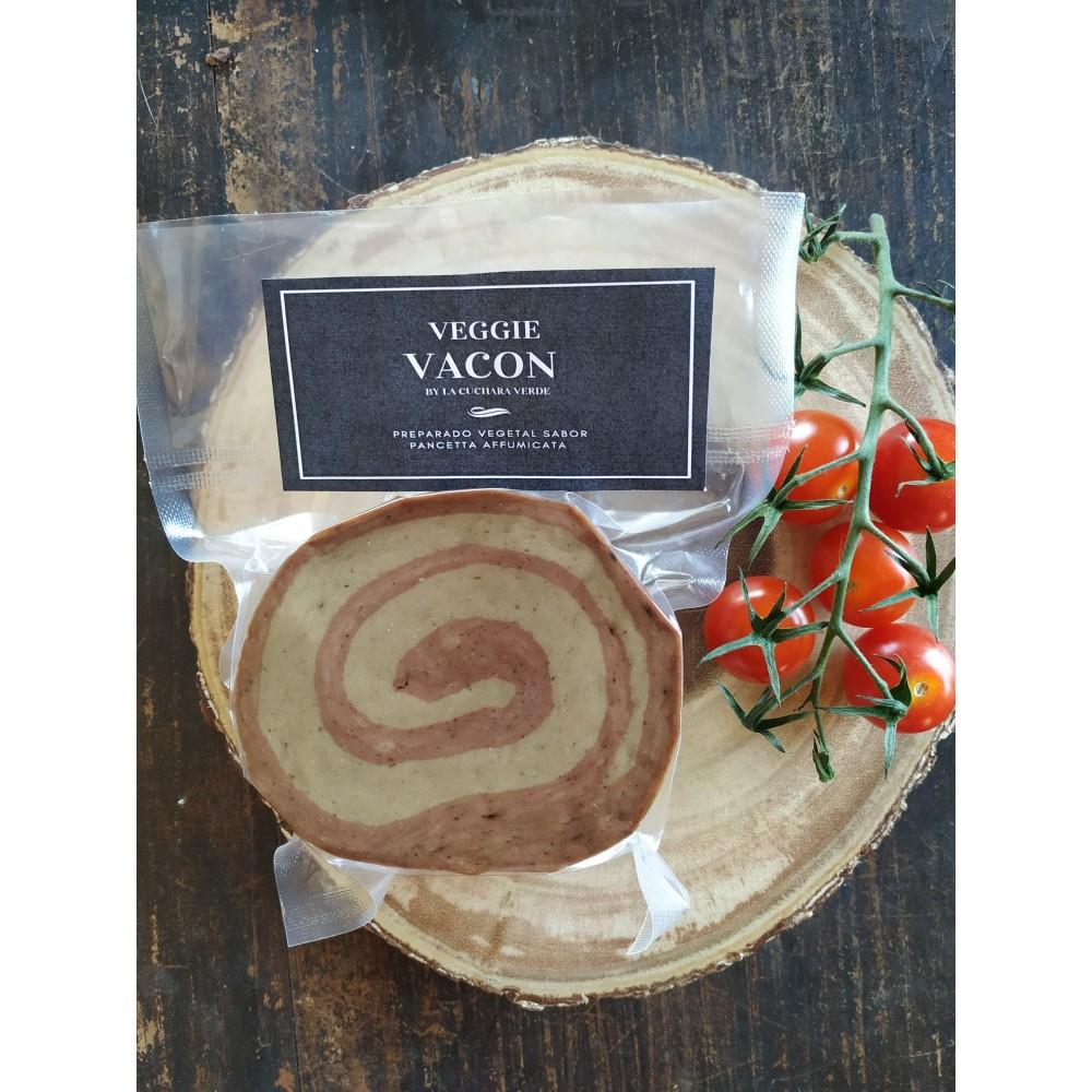 Bacon VeggieVacon - La Cuchara Verde - tienda vegana online