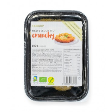 Bio Filete Crunchy - Sabbio - tienda vegana online