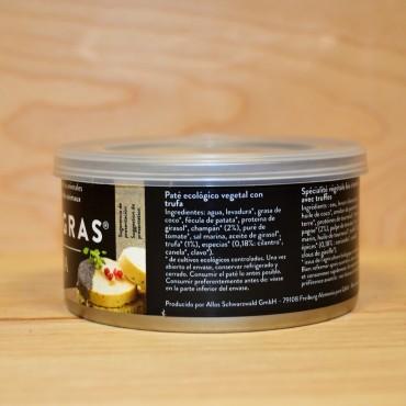 Paté Faux Gras de Gaia - tienda vegana online