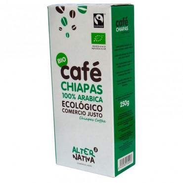 Café Chiapas molido 250 g. - Alternativa 3