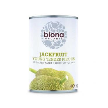 Jackfruit Bio en salmuera - Biona - tienda vegana online