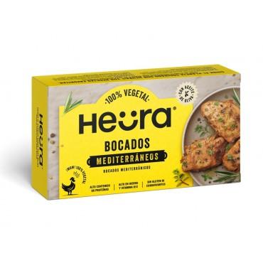 Bocados Mediterráneos  180 gramos - Heura -  tienda vegana online
