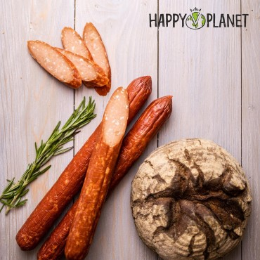 Fuet Vegano Ahumado - Happy V Planet - tienda vegana online