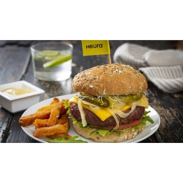 Hamburguesas 2.0 - Heura- tienda vegana online