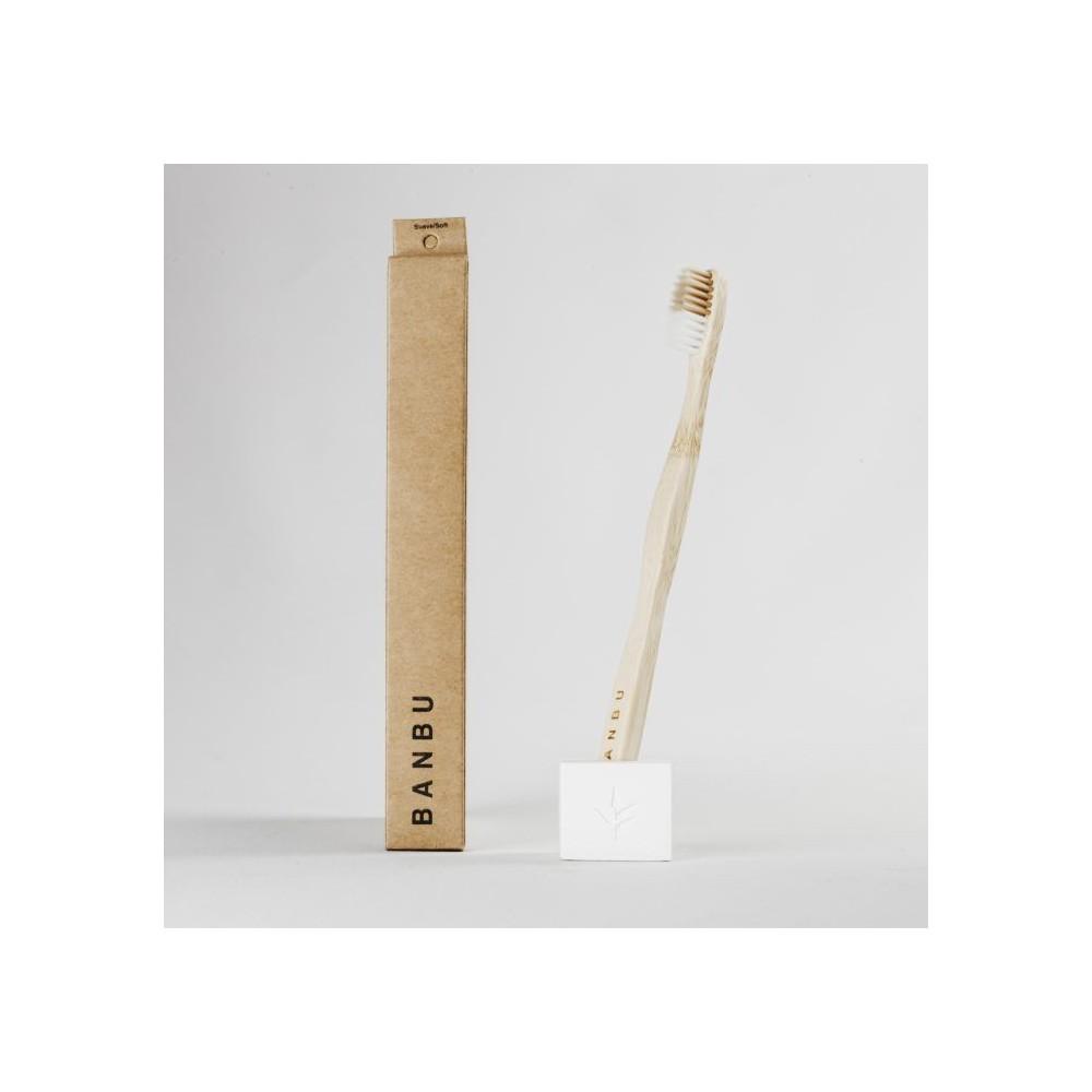 Cepillo dental suave de bambú, banbu - Compra online