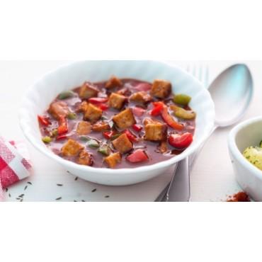 Tofu Ahumado con Almendras y Sésamo - Taifun - tienda vegana online