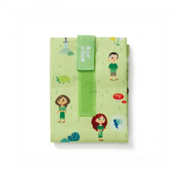 Porta bocadillos ecológico Kids Forest - by Roll'eat