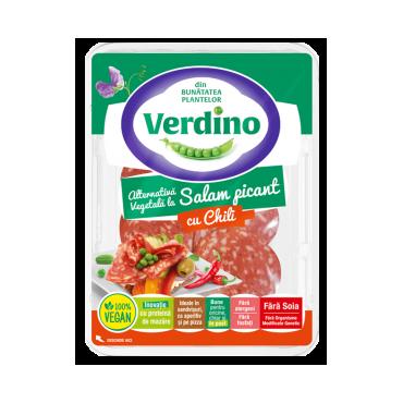 Salami en lonchas 80 g. - Verdino