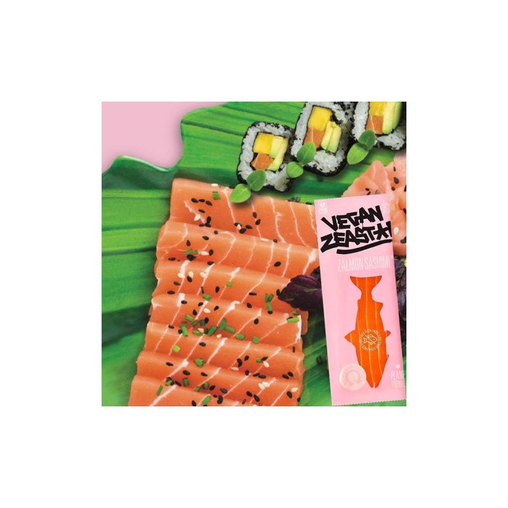Sashimi de No Salmón - Vegan Zeastar - tienda vegana online