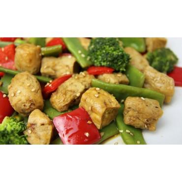 Tacos texturizados de guisante y haba - Happy Guisante - tienda vegana online