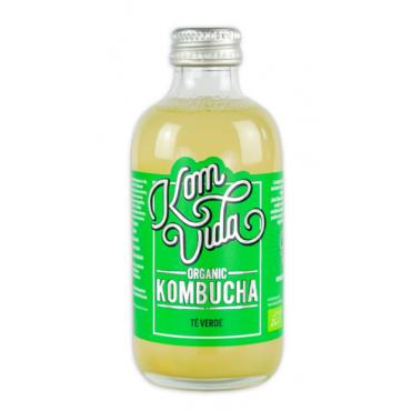 Kombucha Té Verde - KomVida